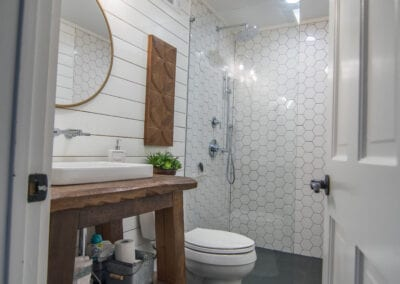 Pattern based Bathroom Modeling