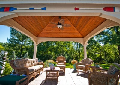 Deck and Outside Space Living Modeling