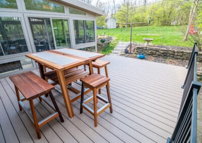 Perfect Deck Modeling